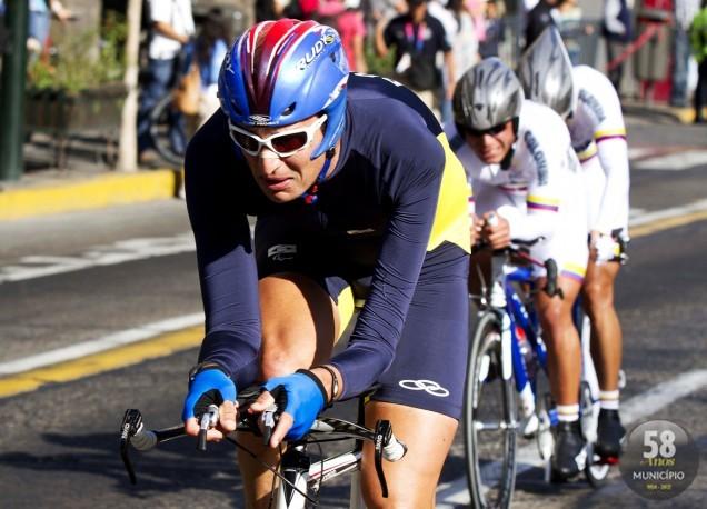Será a segunda participação do ciclista, de 37 anos, em Paralimpíadas. A primeira foi em Pequim 2008