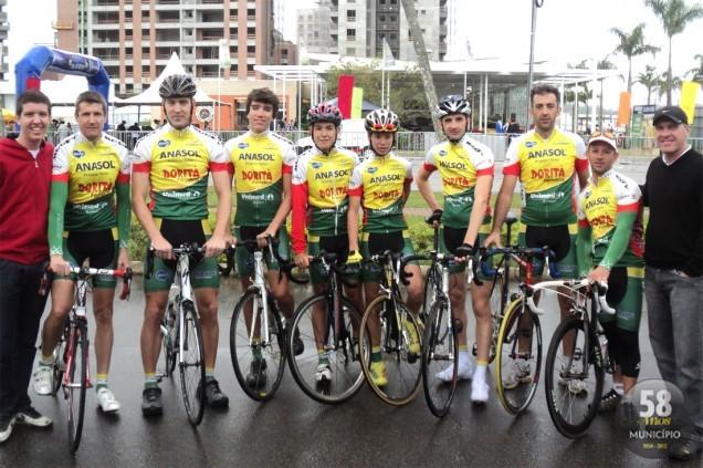 Equipe disputou o 2º Circuito Pedra Branca
