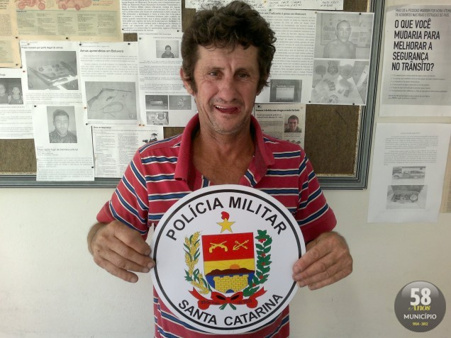 Jaime Rezine, 51 anos, foi detido por omissão de socorro