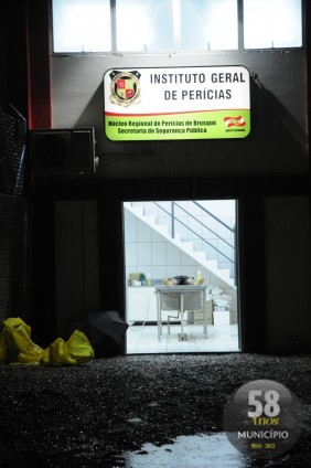 Robson Everton de Lima, 21 anos, foi atingido por tiro na nuca