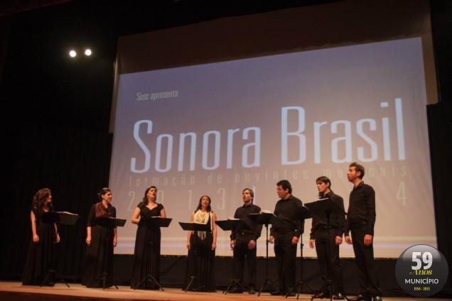 Grupo de Florianópolis participa do projeto do Sesc