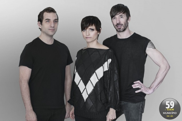 Magda, Troy Pierce e Marc Houle comandam o line-up
