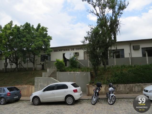 Espaço onde fica a Secretaria de Obras já foi licitado duas vezes, mas não apareceram compradores