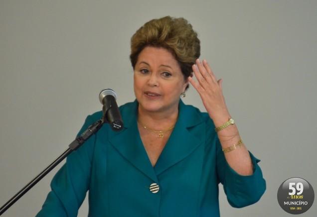 Segundo Dilma, todos os que vierem ao país serão bem recebidos