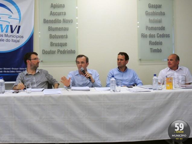 Sergio Almir diz que dará continuidade às iniciativas em andamento da entidade