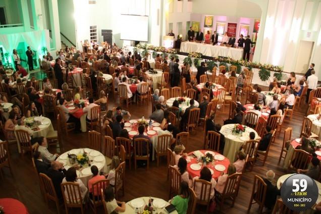 Em 2013, 52 entidades e empresas foram certificados em cerimônia no Clube Paysandu
