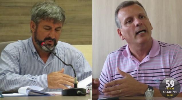 Decisão de Marchewsky foi tomada após Eccel afastar dois servidores do PMDB indicados por ele na prefeitura
