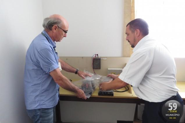 O gerente da Celesc, Pedro Paulo Tridapalli explica que os medidores adulterados são lacrados e enviados para a perícia