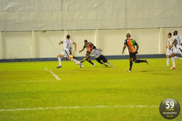 No último encontro entre as equipes, Bruscão levou a melhor e venceu por 2 a 0